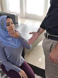 Aaliyah Hadid Hijab Fucking